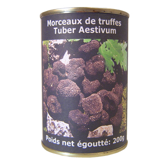 Brushed 1st choice summer truffles 200g
