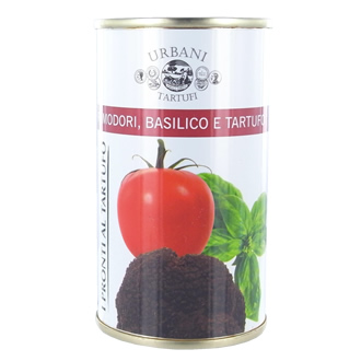 Tomato, basil and summer truffle 180 g