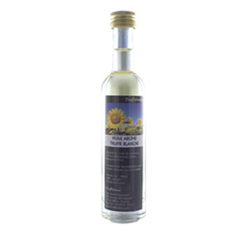 Truffle-flavoured sunflower oil – White truffle 100 ml