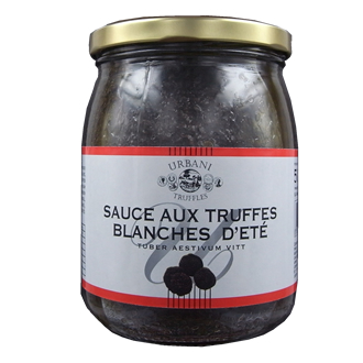 Sauce with mushrooms and summer truffles – extra jar 500g