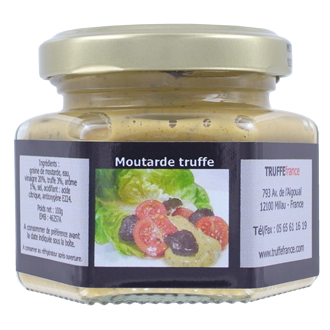 Moutarde truffée 90g