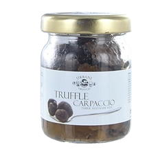 Carpaccio of summer truffles 25 g