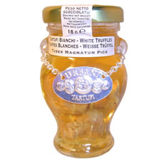 Jar of Extra white truffles, 18 g