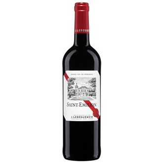 Saint-Emilion - J.Lebegue - 2013