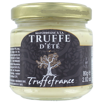 Mayonnaise with summer truffle 80 gr
