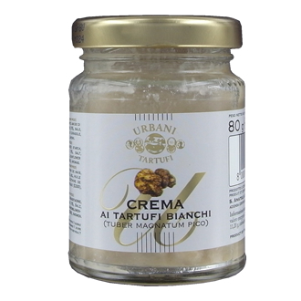 Sauce aux truffes blanches 80g
