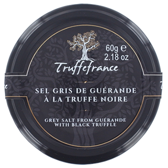 Grey salt of Guérande with truffle 60g