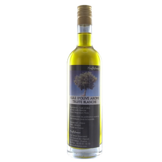 Truffle-flavoured olive oil – White truffle 250 ml